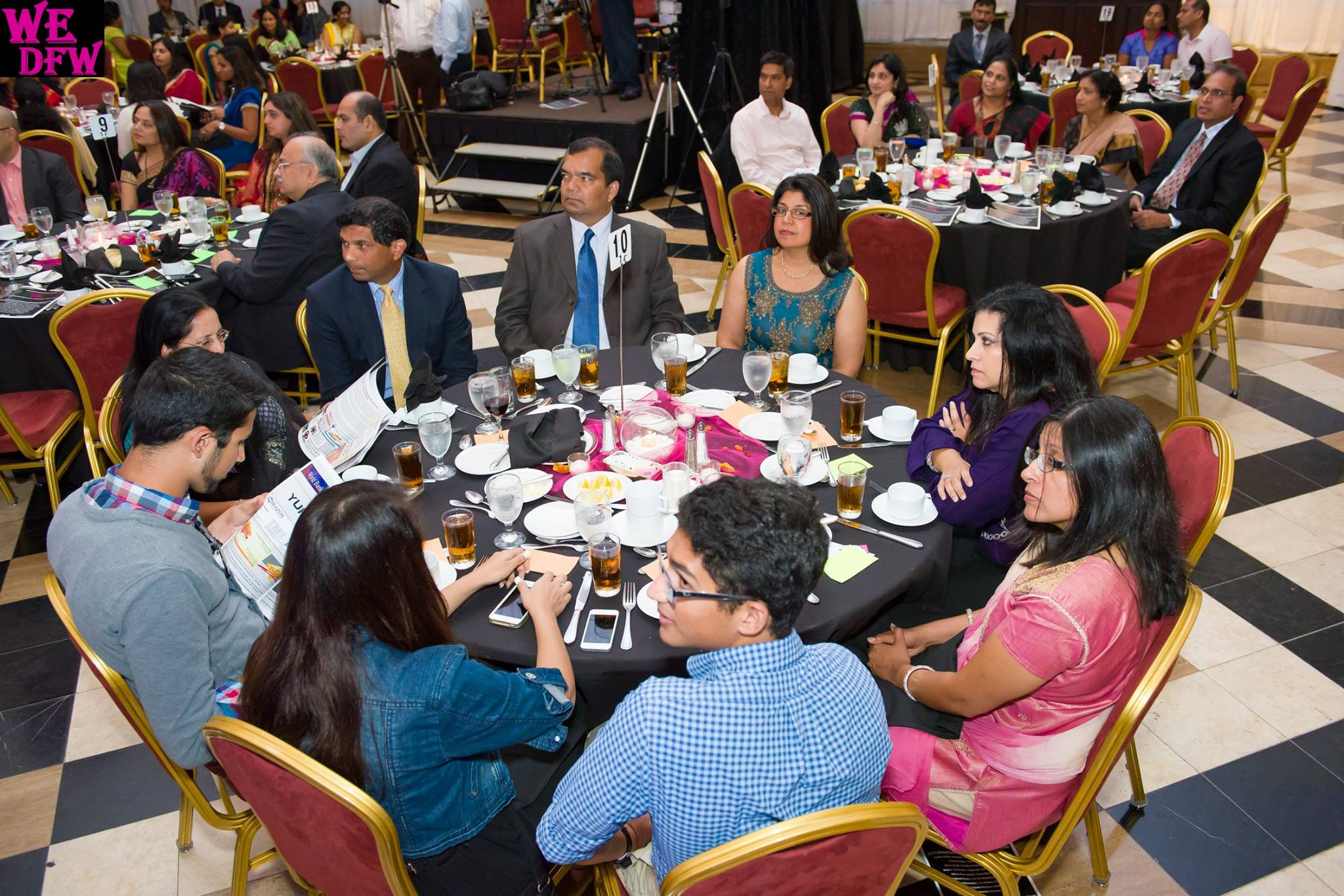 Sep 2015: Dinner Banquet - Celebrate n Learn