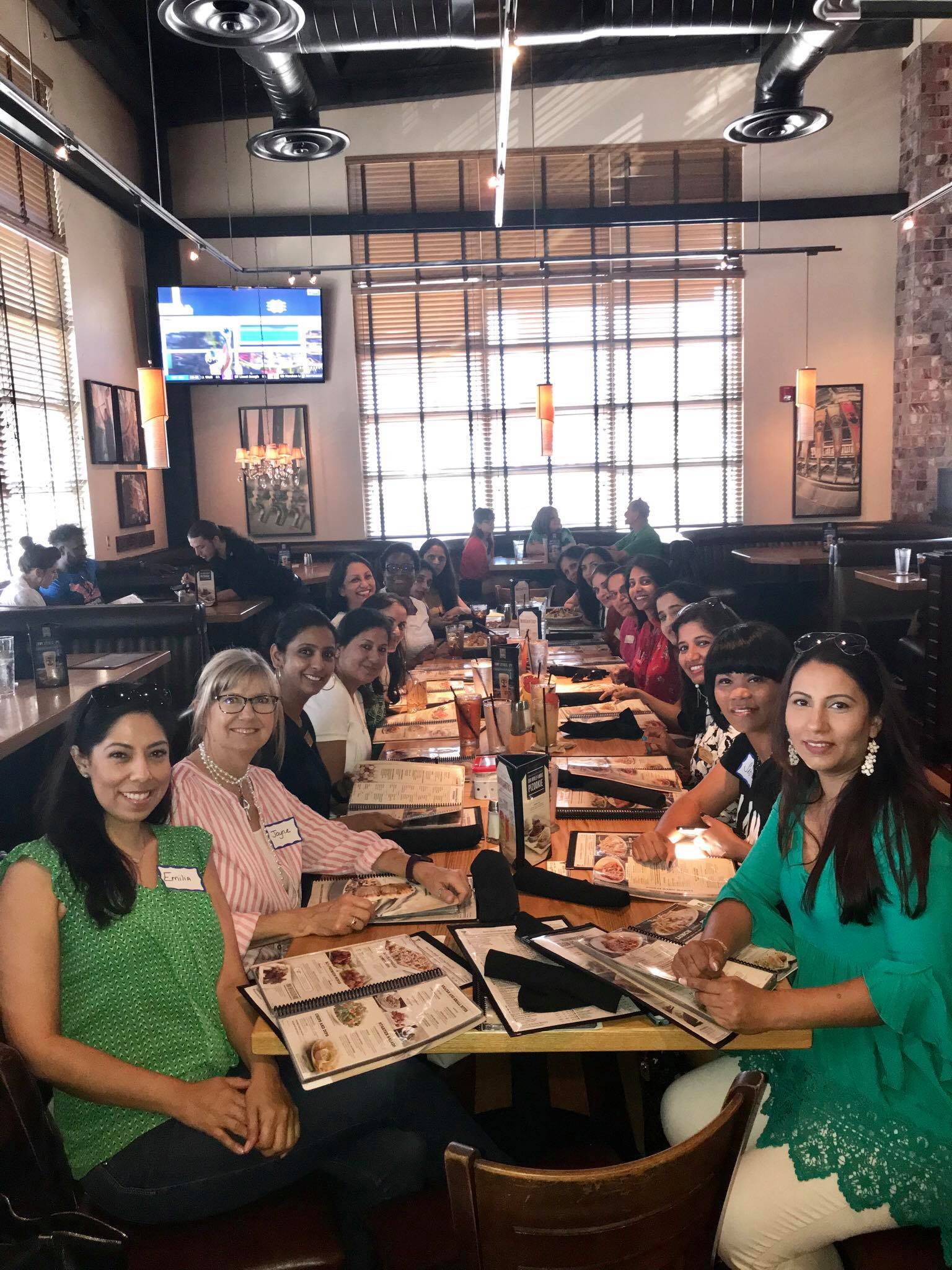 June 2 2018: Sip n Socialize