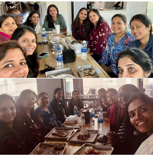 Jan 6 2019 Team Lunch
